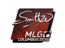 Sticker | SmithZz | MLG Columbus 2016