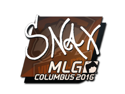 Sticker | Snax | MLG Columbus 2016