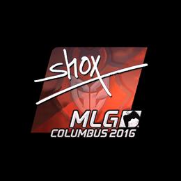 shox (Foil) | MLG Columbus 2016