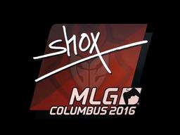 Sticker | shox | MLG Columbus 2016