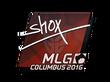 Sticker shox | MLG Columbus 2016