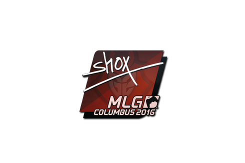 Sticker | shox | MLG Columbus 2016 Prices