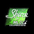 Sticker   Shara <br>(Foil)   MLG Columbus 2016