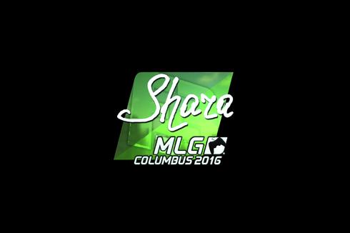 Sticker | Shara (Foil) | MLG Columbus 2016 Prices