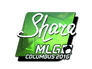 Skin Sticker | Shara (Foil) | MLG Columbus 2016