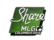 Sticker Shara | MLG Columbus 2016