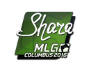 Sticker | Shara | MLG Columbus 2016