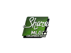 Skin Sticker | Shara | MLG Columbus 2016