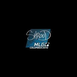 Sticker | shroud | MLG Columbus 2016