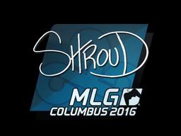 shroud | MLG Columbus 2016