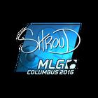 Sticker | shroud (Foil) | MLG Columbus 2016