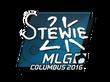 Sticker Stewie2K | MLG Columbus 2016