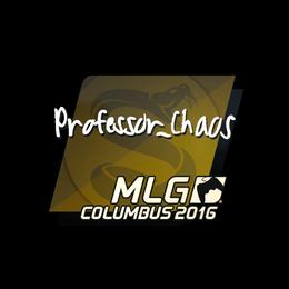 Professor_Chaos | MLG Columbus 2016