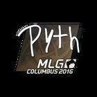Sticker | pyth | MLG Columbus 2016