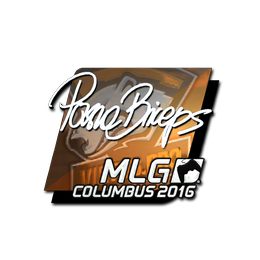 pashaBiceps (Foil) | MLG Columbus 2016