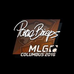 pashaBiceps | MLG Columbus 2016