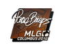 Skin Sticker | pashaBiceps | MLG Columbus 2016