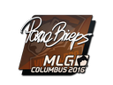 Sticker | pashaBiceps | MLG Columbus 2016