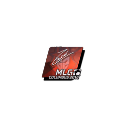 Sticker | Ex6TenZ (Foil) | MLG Columbus 2016