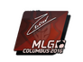 Skin Sticker | Ex6TenZ | MLG Columbus 2016