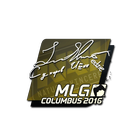 Sticker | Edward | MLG Columbus 2016