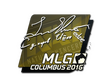 Sticker Edward | MLG Columbus 2016