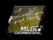 Sticker Edward | MLG Columbus 2016