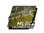 Skin Sticker | Edward | MLG Columbus 2016
