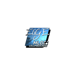 Sticker | EliGE (Foil) | MLG Columbus 2016
