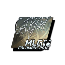 GeT_RiGhT (Foil) | MLG Columbus 2016