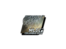 Skin Sticker | GeT_RiGhT (Foil) | MLG Columbus 2016