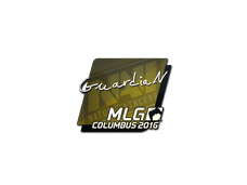 Skin Sticker | GuardiaN | MLG Columbus 2016