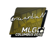 Sticker GuardiaN | MLG Columbus 2016