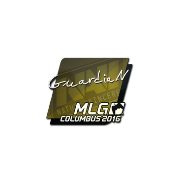 Steam community market listings for sticker guardian mlg columbus 2016