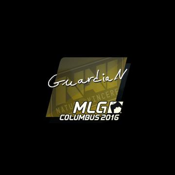 Steam community market listings for sticker guardian mlg columbus 2016