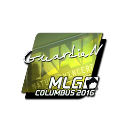 GuardiaN (Foil) | MLG Columbus 2016