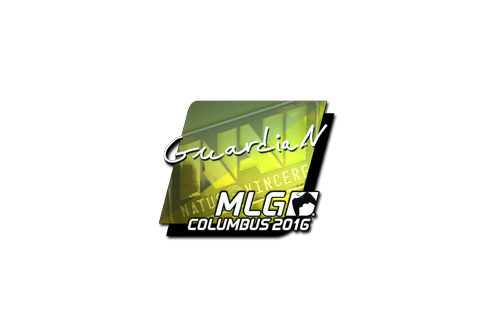 Sticker | GuardiaN (Foil) | MLG Columbus 2016 Prices