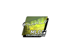 Skin Sticker | GuardiaN (Foil) | MLG Columbus 2016