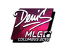 Skin Sticker | denis (Foil) | MLG Columbus 2016