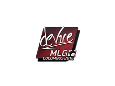 Skin Sticker | device | MLG Columbus 2016
