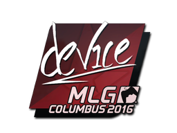 device | MLG Columbus 2016