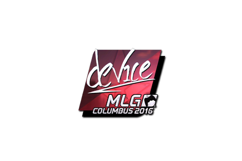 Sticker | device (Foil) | MLG Columbus 2016 Prices