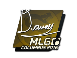 DAVEY | MLG Columbus 2016