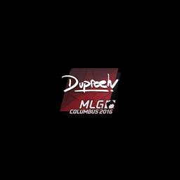 Sticker | dupreeh | MLG Columbus 2016
