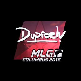 dupreeh (Foil) | MLG Columbus 2016