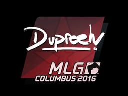 dupreeh | MLG Columbus 2016