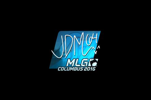 Sticker | jdm64 (Foil) | MLG Columbus 2016 Prices