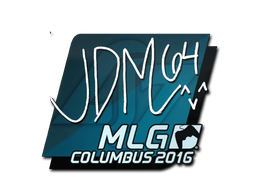 Sticker | jdm64 | MLG Columbus 2016