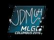 Sticker jdm64 | MLG Columbus 2016
