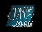 jdm64 | MLG Columbus 2016